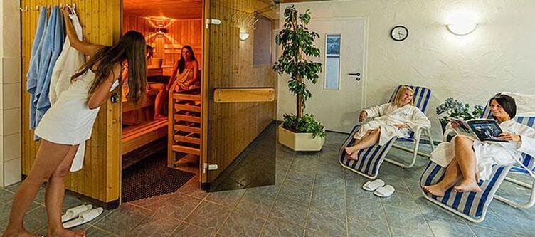 Ochsen Wellness Sauna