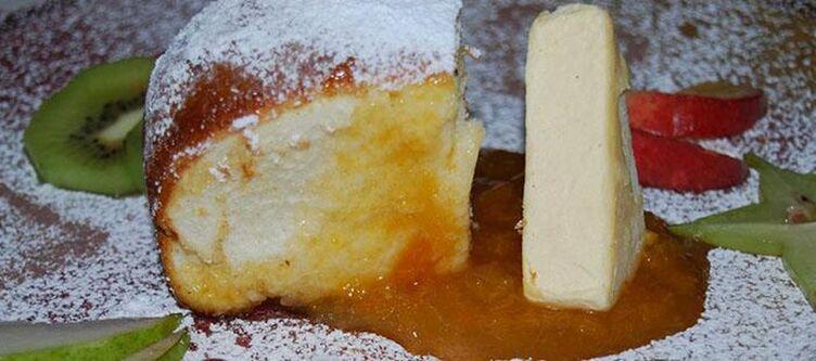 Ochsenwirt Kulinarik Dessert