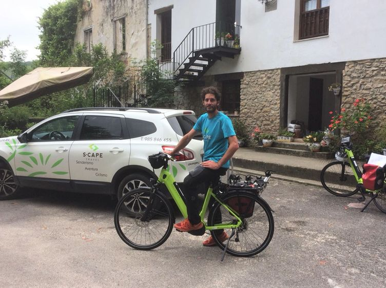 Oscar Nuevas E Bikes 1