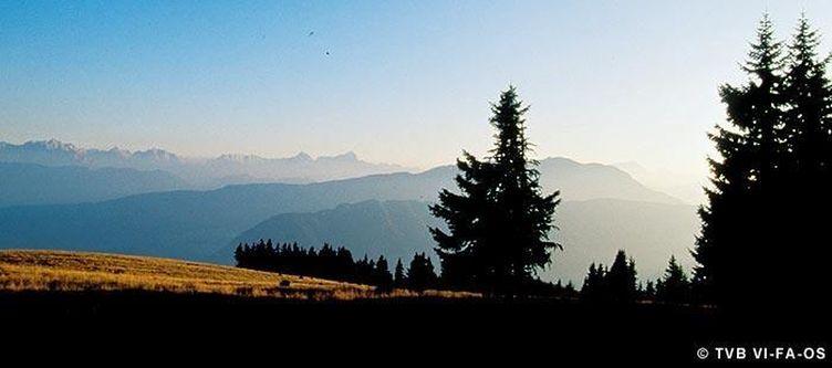 Ossiachersee Berge