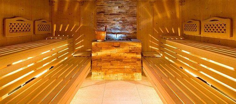 Oswald Wellness Sauna