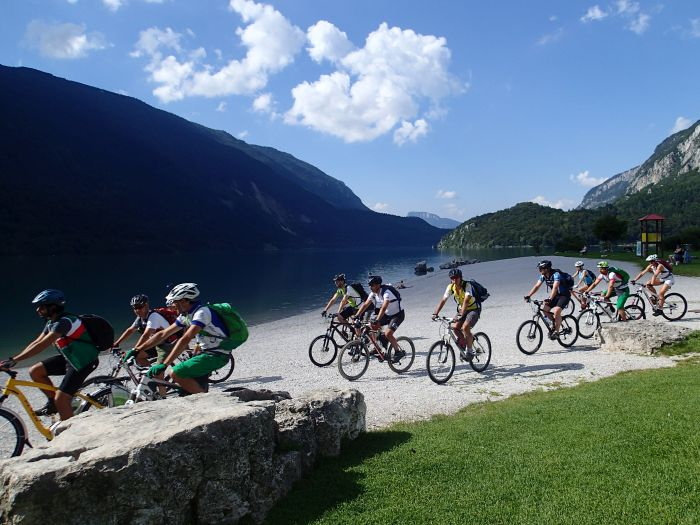 E-Bike Geschichte Dolomiten