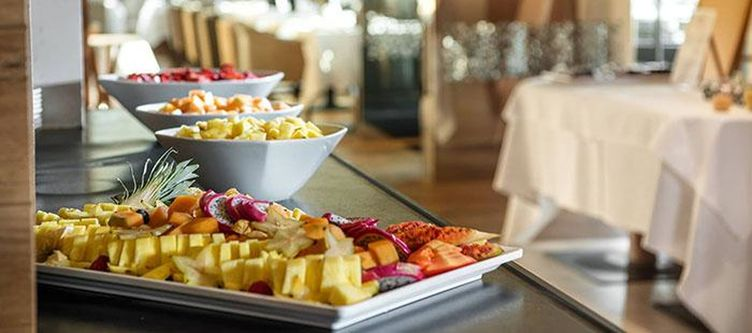 Paradies Buffet Obst