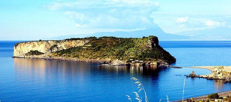 Parco Umgebung Insel