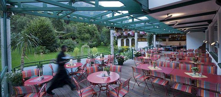 Parkhotel Restaurant Terrasse