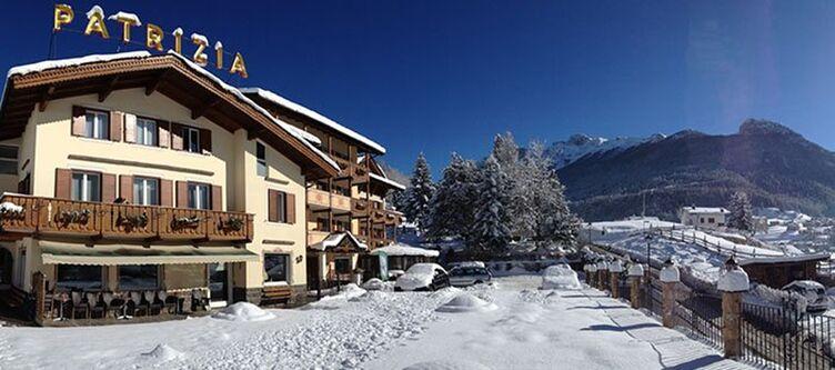 Patrizia Hotel Winter