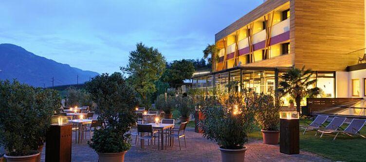 Pazeider Hotel Nacht