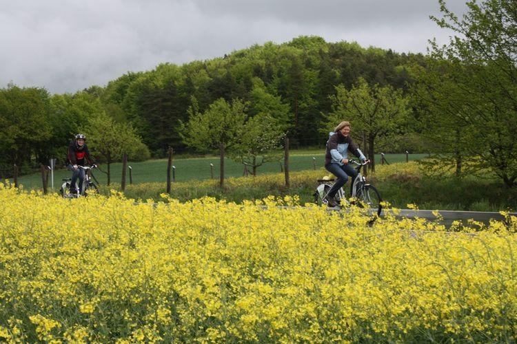 Pension Muehle 2012 05 E Bike 55
