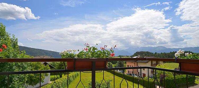 Piccolo Ausblick Balkon