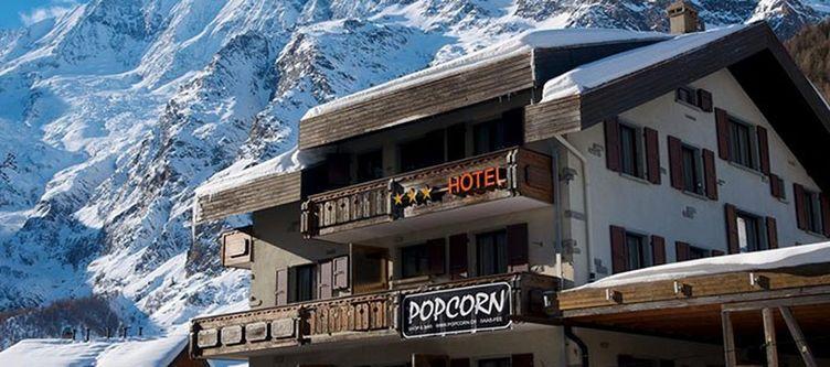 Popcorn Hotel Winter