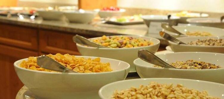 Post Fruehstuecksbuffet Cerealien