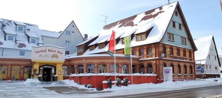 Post Hotel Winter 1