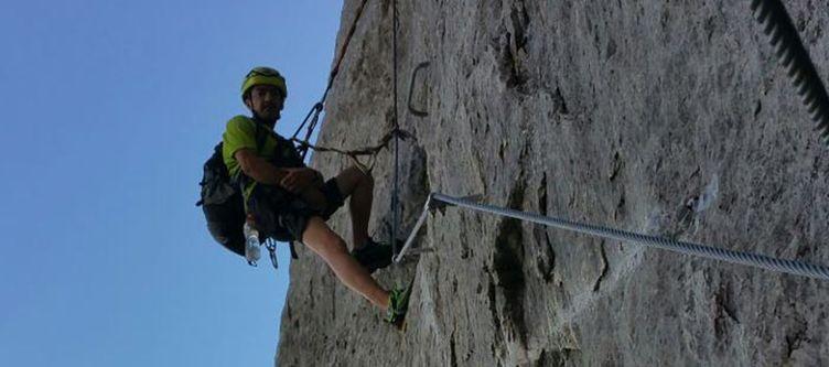 Posta Klettern