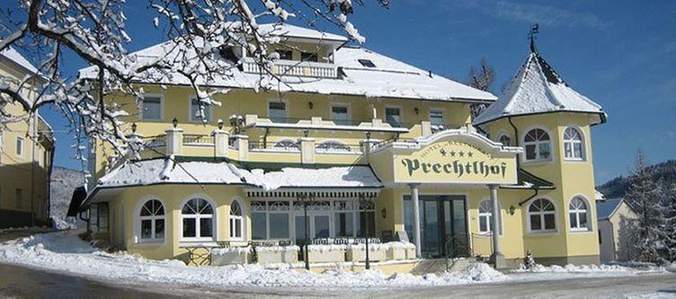 Prechtlhof Hotel Winter
