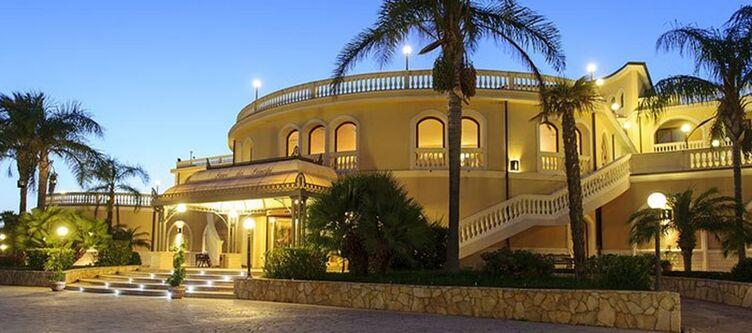 Principi Hotel Abend