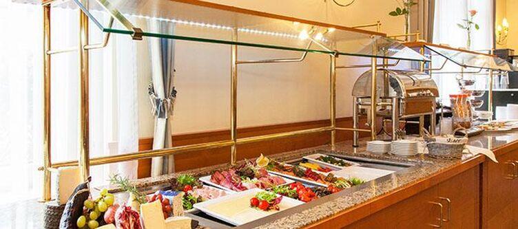 Prinzcarl Fruehstuecksbuffet