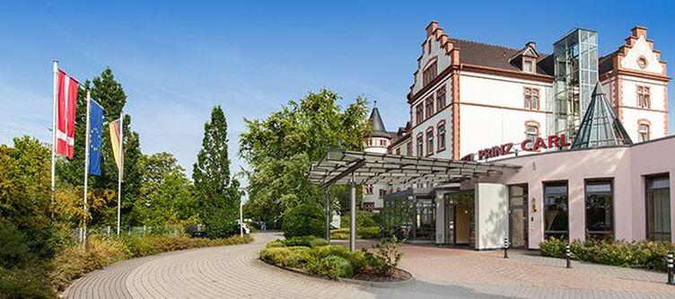 Prinzcarl Hotel