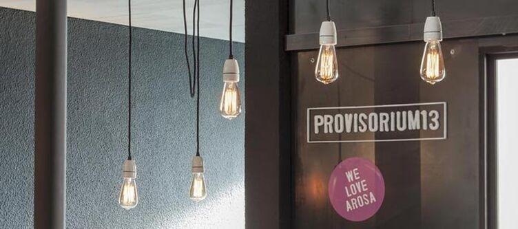 Provisorium13 Bar Lampen