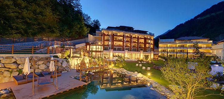 Quellenhof Hotel Nacht