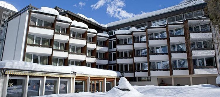 Quellenhof Hotel Winter