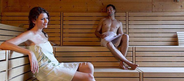 Quellenhof Wellness Sauna