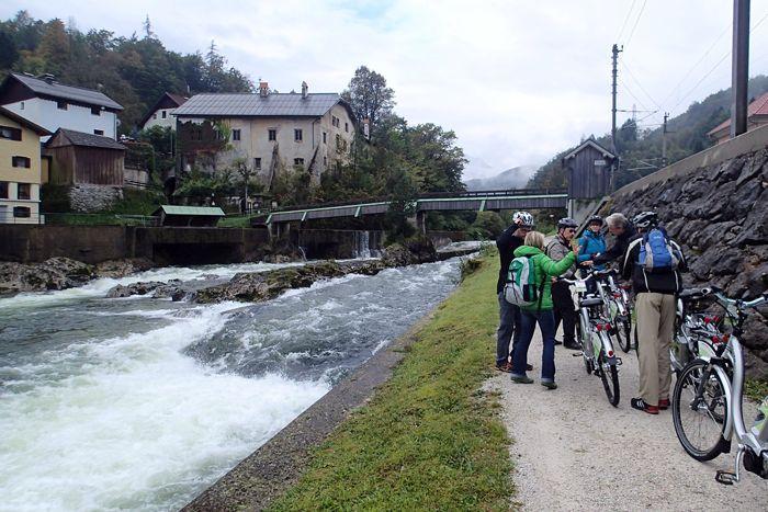 E-Bike Geschichte Salzkammergut