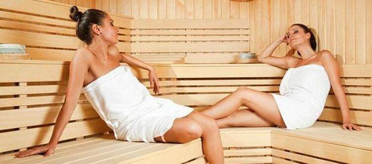Ramada Wellness Sauna