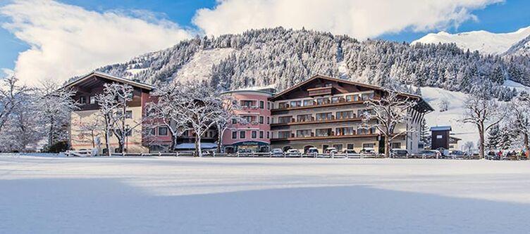 Rauriserhof Hotel Winter