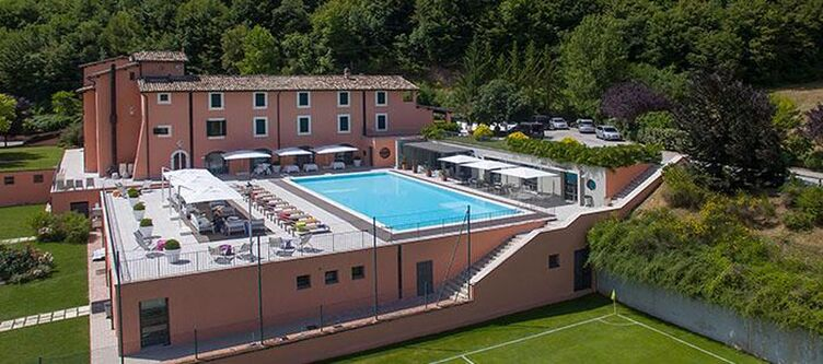 Reggia Hotel Pool