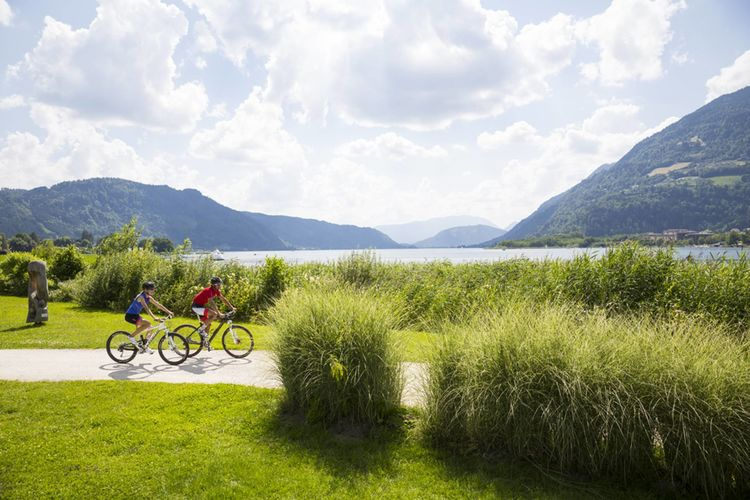 Region Villach Tourismus Martin Steinthaler Ossiacher See
