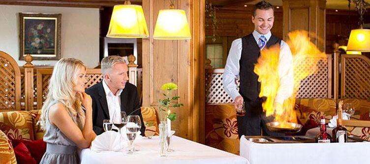 Reiterhof Restaurant Paar3