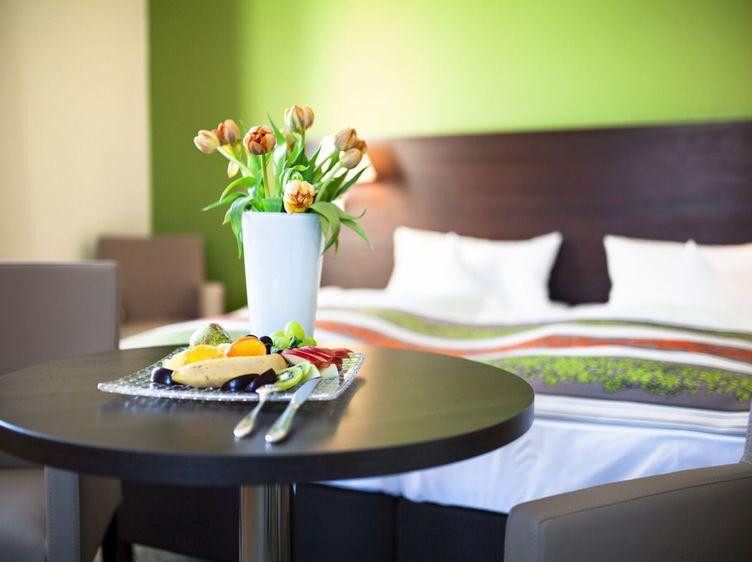 Relexa Hotel Bad Steben Zimmer Obst Parkschloesschen 2017 6