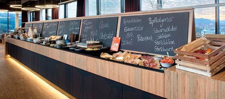 Remspark Fruehstuecksbuffet