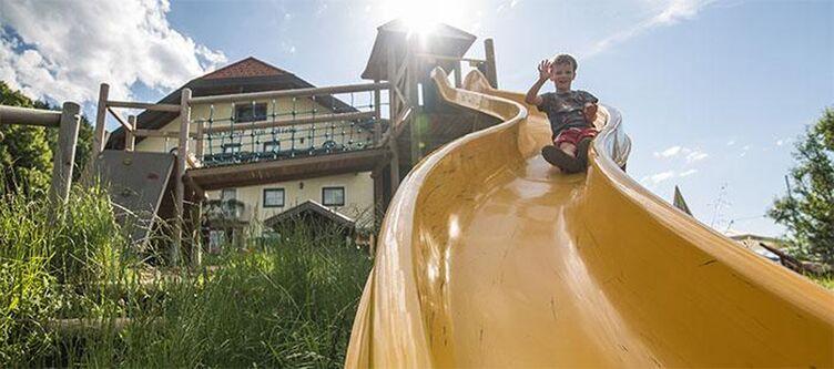 Riedl Spielplatz Rutsche