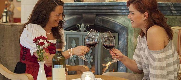 Rindererhof Lounge Wein