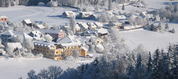 Rockenschaub Haus Winter