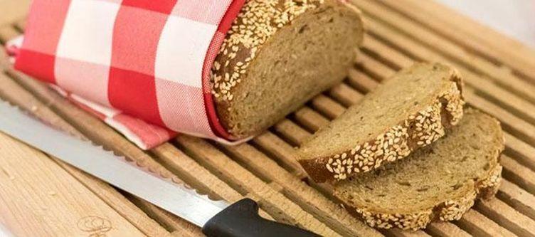 Roemerhof Fruehstuecksbuffet Brot