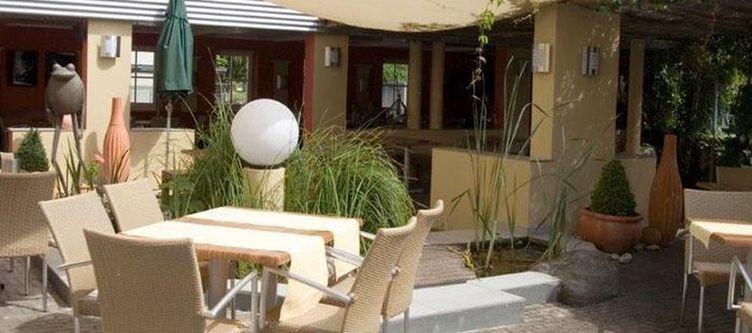 Roemerhof Terrasse