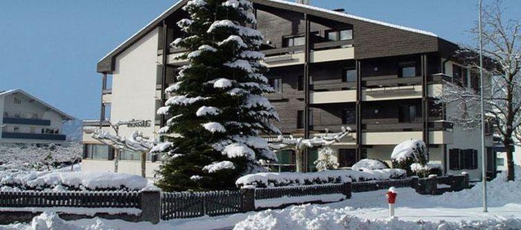 Roessle Hotel Winter