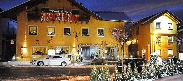 Roesslwirt Haus Winter