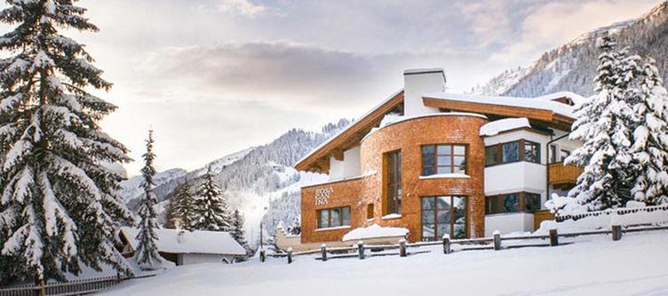 Rosa Canina Hotel Winter