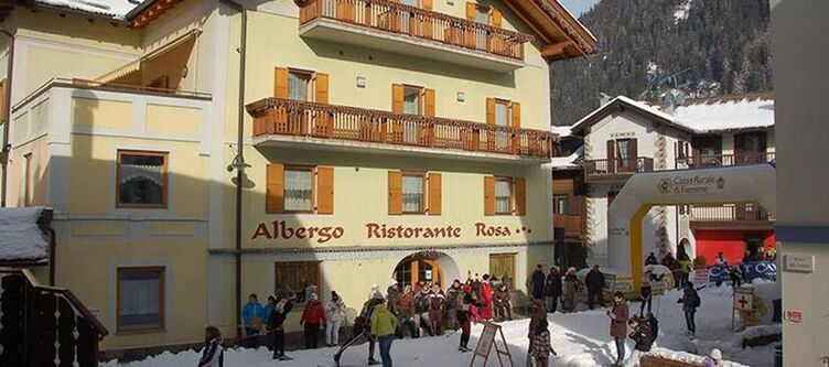Rosa Hotel Winter2