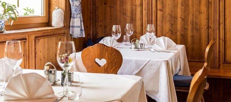 Rosskopf Restaurant Tisch