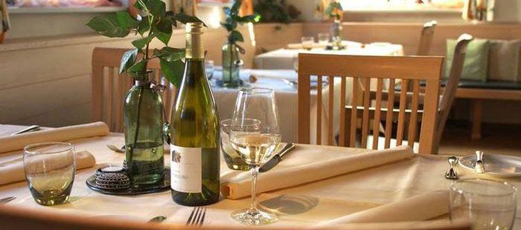 Rotesross Restaurant Wein