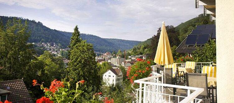 Rothfuss Balkon