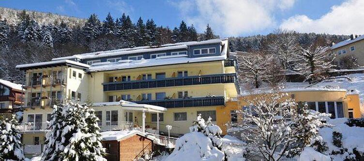 Rothfuss Hotel Winter