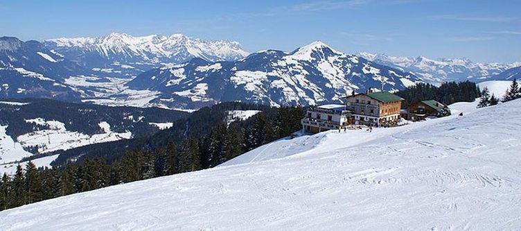 Ruebezahl Hotel Und Umgebung Winter