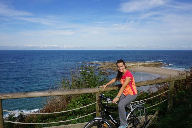 S Cape Travel Asturias Cycling Pechon Beach