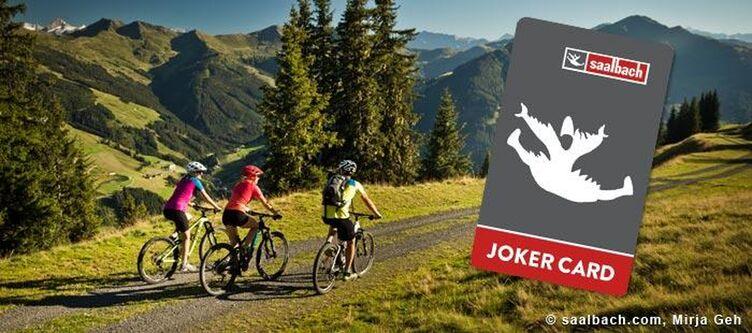 Saalbach Jokercard Sommer 2