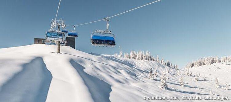 Saalbach Winter Sessellifte